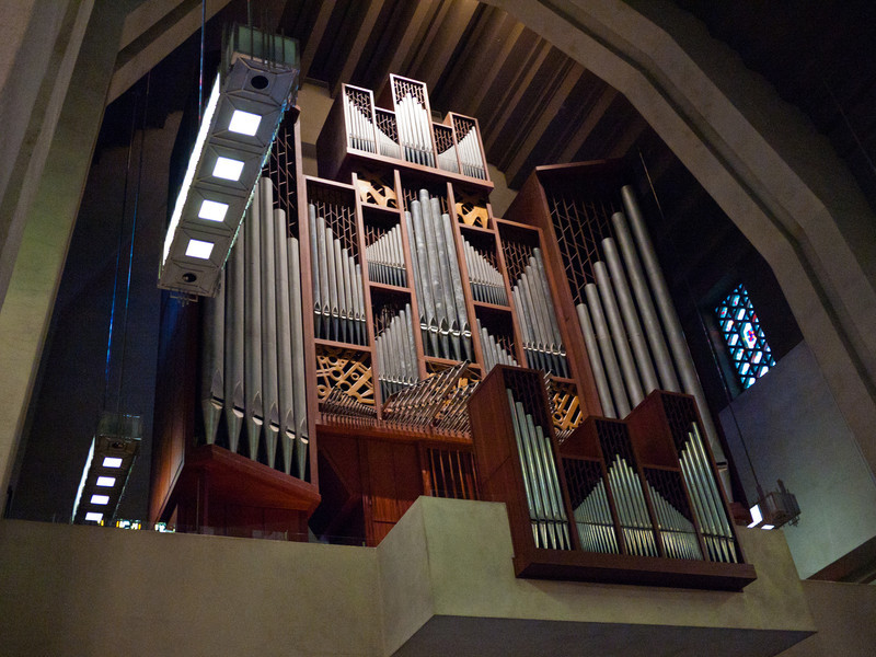 Pipe Organ in St. Joseph's Oratory