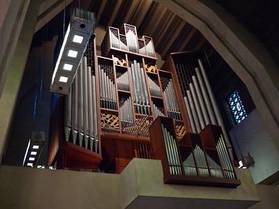 Pipe Organ in St. Joseph's Oratory