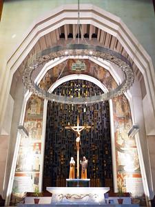Inside St. Joseph's Oratory