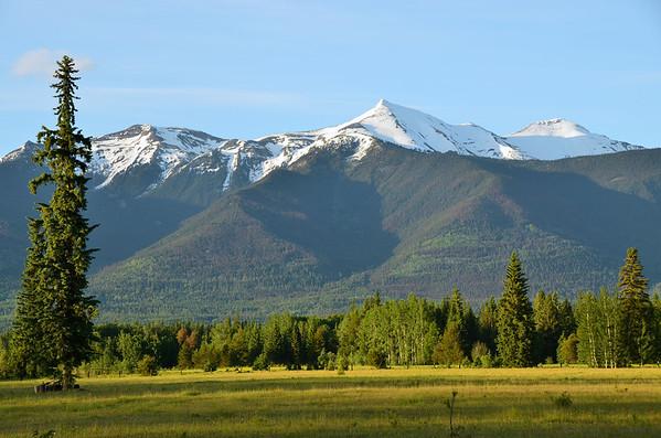Rocky Mountains, Valemount, BC, Canada