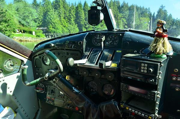 Tofino Air, Clayoquot Sound, Vancouver Island;