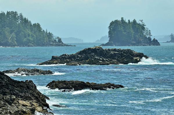 Ucluelet, Wild Pacific Rim Trail, Broken Islands Sound, Vancouver Island;