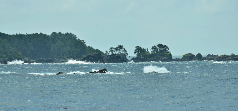 Ucluelet, Wild Pacific Rim Trail, Vancouver Island;