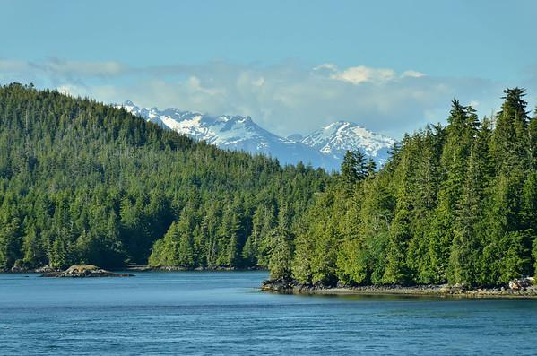 Clayoquot Sound, Vancouver Island;