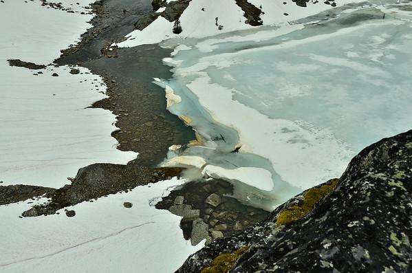 Lefroy Lake, Lake O'Hara, Yoho NP, British Columbia, Canada