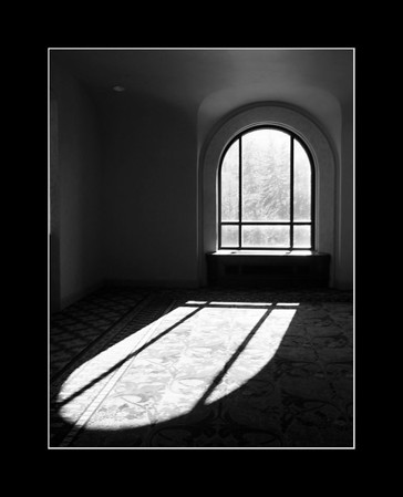 Shadows, Banff Springs Hotel