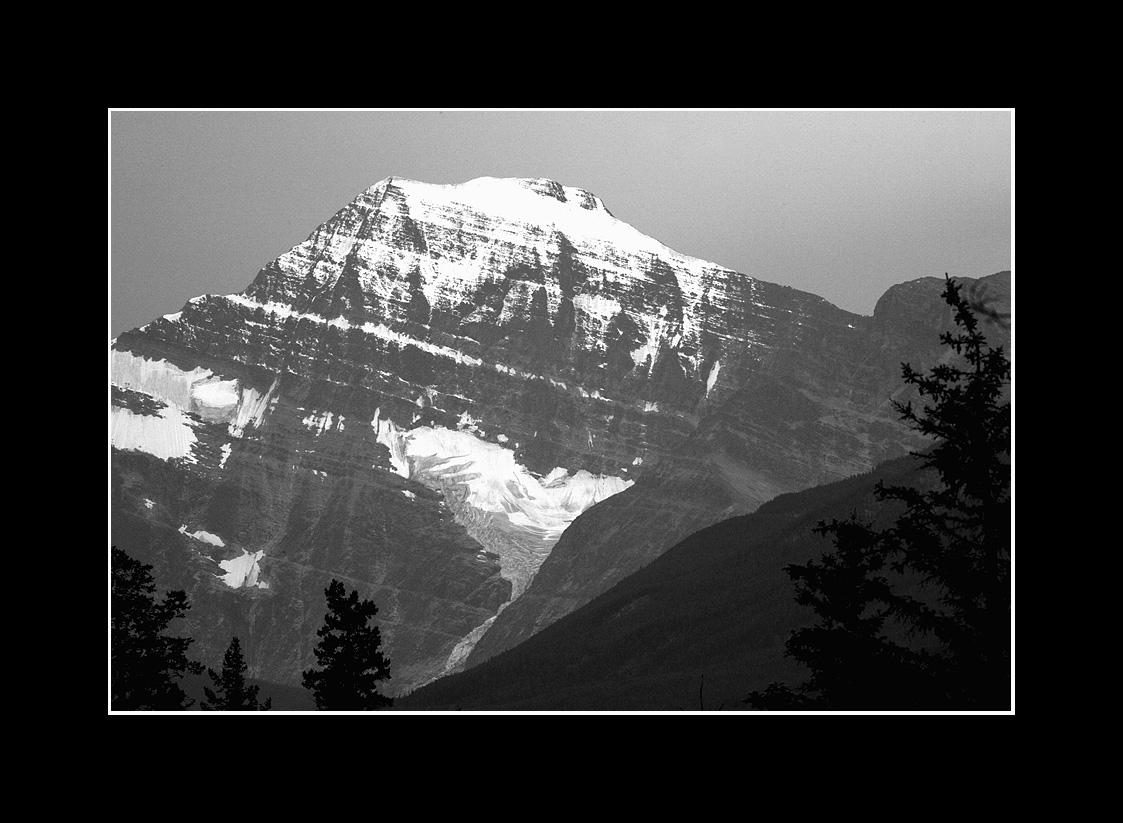 Mount Edith Cavell, Jasper National Park