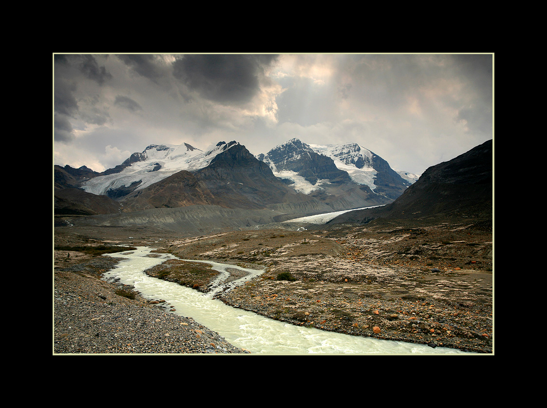 Columbia Icefield, Banff National Park