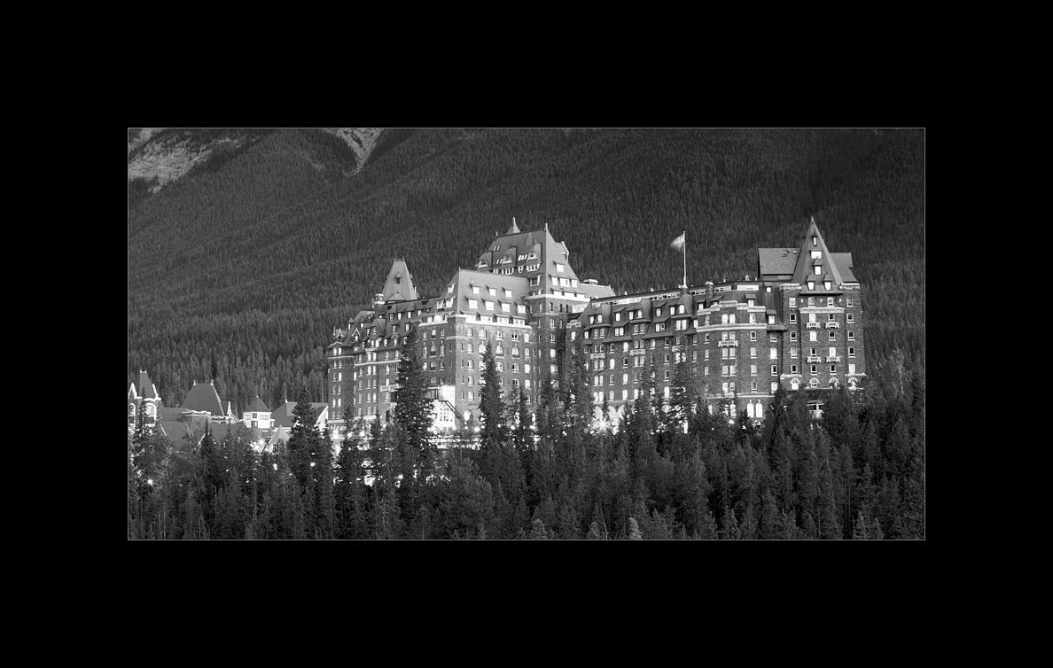 Fairmont Banff Springs Hotel, Banff Townsite