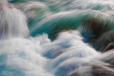 Cascade Abstract, Yoho National Park, Canadian Rockies