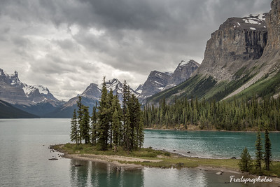 Maligne Lake Cruise-3