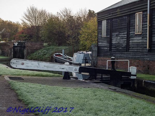 Wordsley Basin 08.11.2017