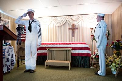Honor Guard Salute