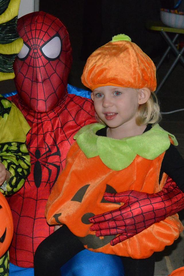 amelia and spiderman