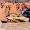 Canyon de Chelly Balance Rock