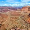 Pathway Through the Canyon