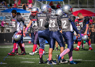 CFYFL Patriots MD vs Falcons Oct 18, 2014