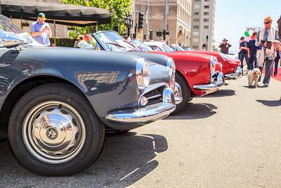 1960 Alfa Romeo Giulia Spider Veloce