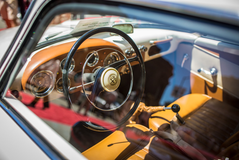 1957 Alfa Romeo Giulietta Sprint Alleggerita
