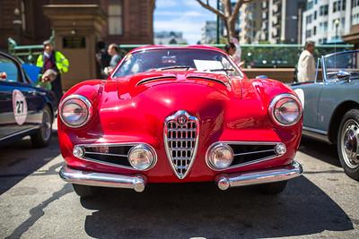 1956 Alfa Romeo 1900 SSZ