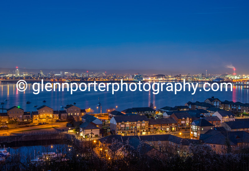 Cardiff Bay and Penarth Marina
