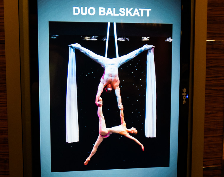 Duo Balskatt - Rebecca & Philippe's amazing performance
