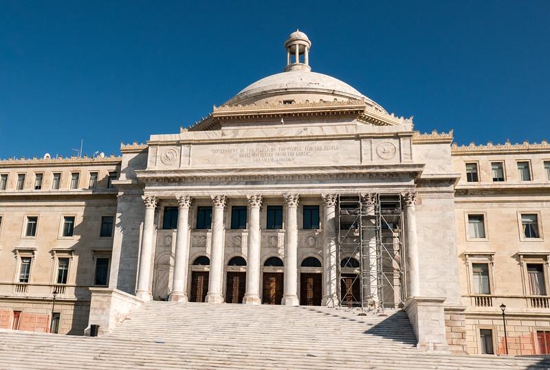 Puerto Rico Capitol Building (1929)