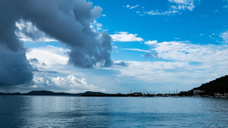 Tortola Harbor