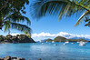 The very attractive group of islands known as Les Saintes, part of Guadaloupe.