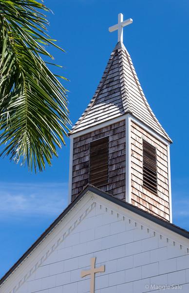 Church in Gustavia