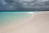 Stormy Caribbean Beach