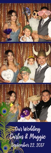 Carlos & Maggie Wedding