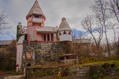 Gingerbread Castle - Hamburg, New Jersey