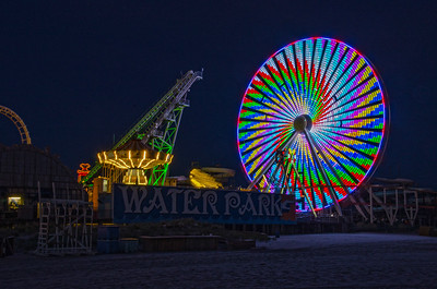 Wildwood's Giant Wheel - Wildwood, New Jersey
