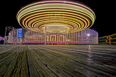 Jenkinson's Boardwalk Carousel - Point Pleasant, New Jersey