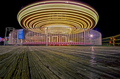 Jenkinson's Boardwalk Carousel - Point Pleasant, New Jersey