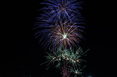 Edgewater Fireworks - June 30, 2018