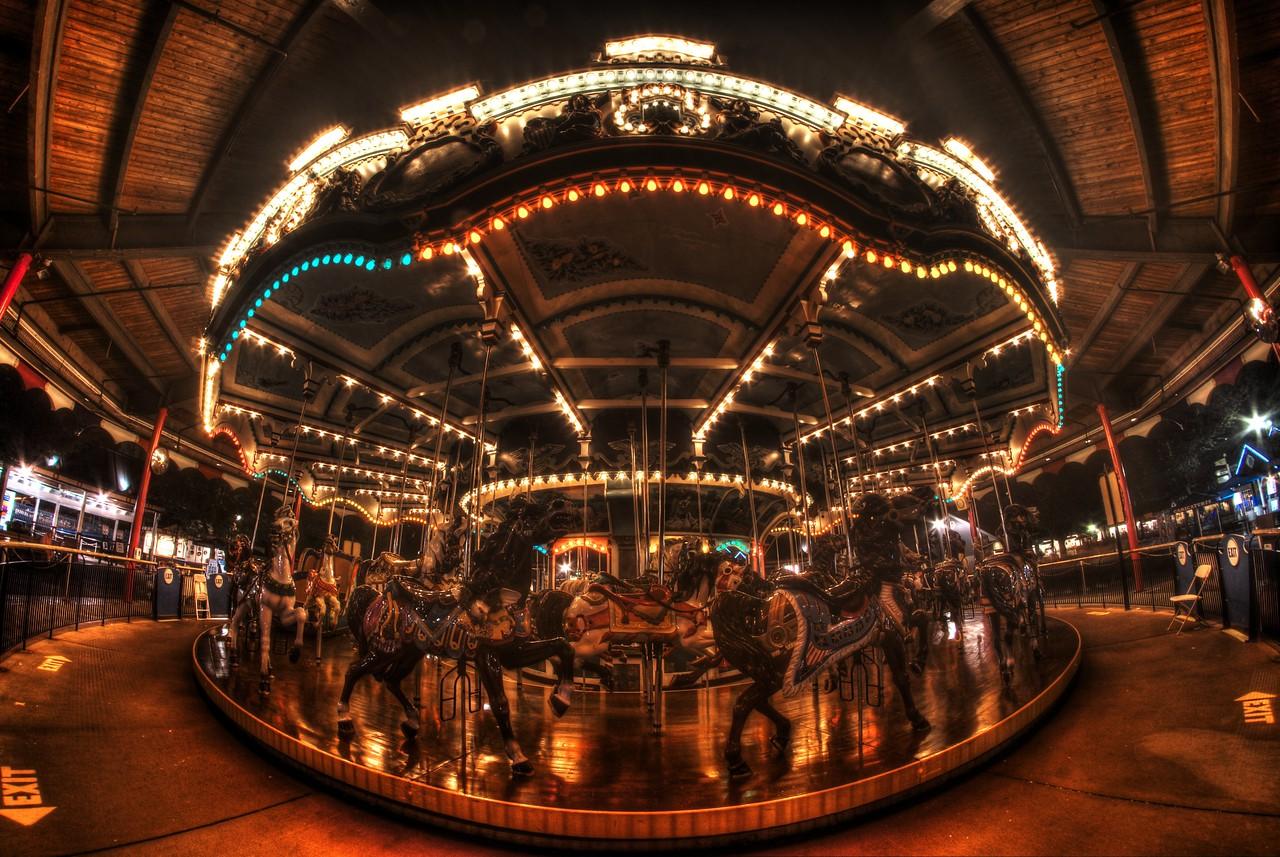 Hersheypark Carousel - Pennsylvania