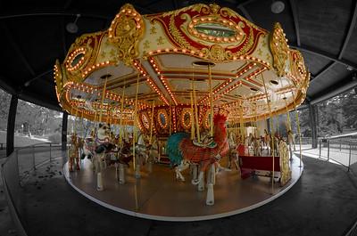Van Saun Park Carousel - Paramus, New Jersey