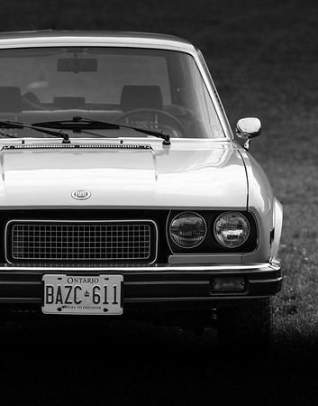 1975 Fiat 124 Coupe