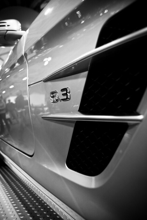 Twin Cities / Minneapolis Car Show 2011 - 2011 Mercedes-Benz SLS AMG
