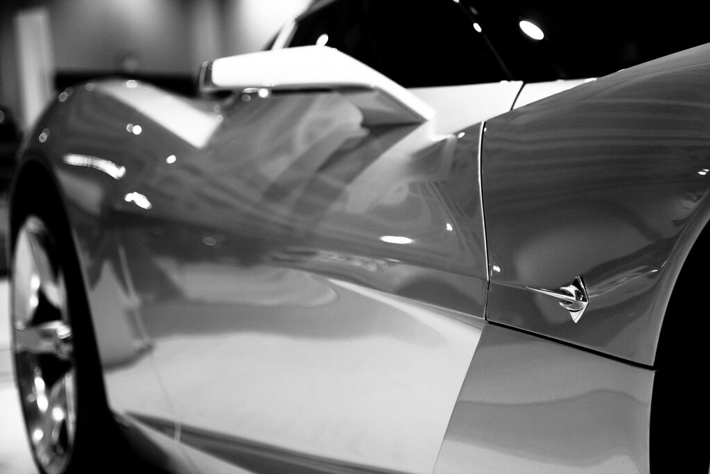 Twin Cities / Minneapolis Car Show 2011 - Corvette Stingray Concept