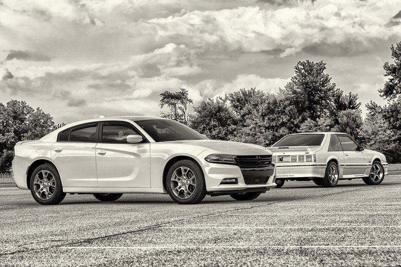 Charger & Mustang