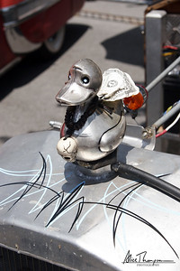 Hood Ornament - Beatersville Car & Truck Show