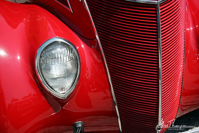 Red Grille - Beatersville Car & Truck Show