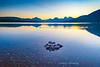 Lake McDonald Duck