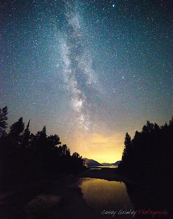 McDonald Milky Way