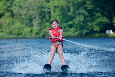 Cedar Grove - waterskiing 2009 - 38