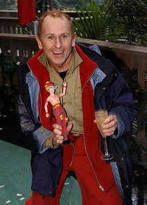 "Murwillumbah, Queensland, AUSTRALIA / 10-MAY-2003 ""I'm a Celebrity, Get me out of here"" sixth evictee Wayne Sleep PHOTO: GRANADA"