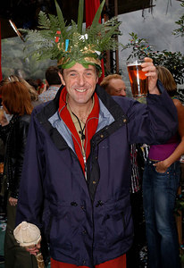 "Murwillumbah, New South Wales, AUSTRALIA / 13-MAY-2003 ""I'm a Celebrity, Get me out of here"" winner Phil Tufnell PHOTO: © CAMERON LAIRD (Ph: +61 418 238811)"